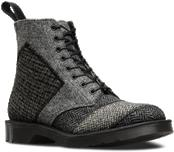 PATCH TWEED BOOT