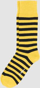 Thin Stripe Short Sock