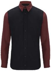 Mens Elongated Shirt
