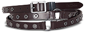 Womens Wrap Buckle Belt