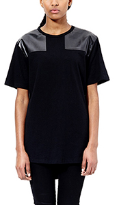 Unisex Elongated Resin T-Shirt