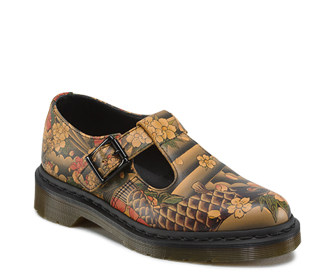 POLLEY Tattoo Official Dr Martens Store UK