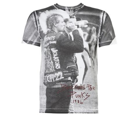 BROCKWELL PARK PUNK T-SHIRT