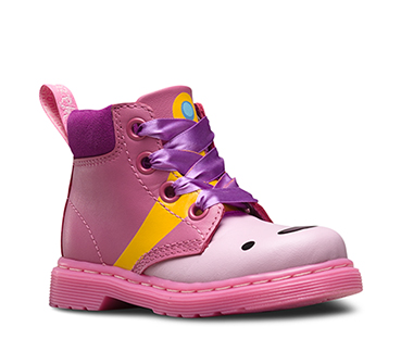 BUBBLEGUM PRINCESS BOOT