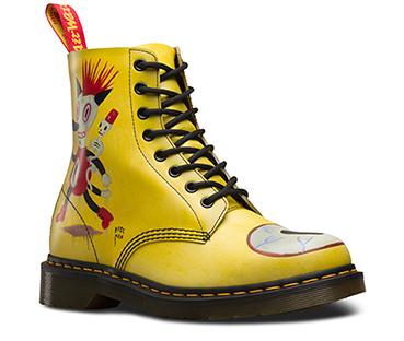 Baseman 1460 Toby Boot