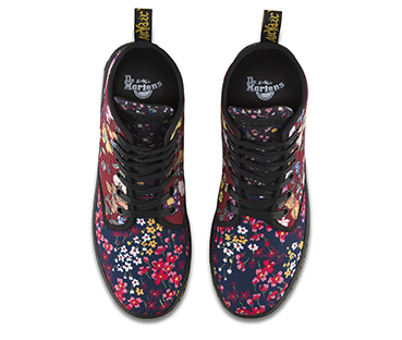Shoreditch Floral Clash Boot
