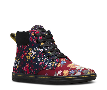 Maelly Floral Clash Boot
