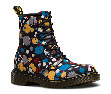 Kinder Delaney Splatter Stiefel