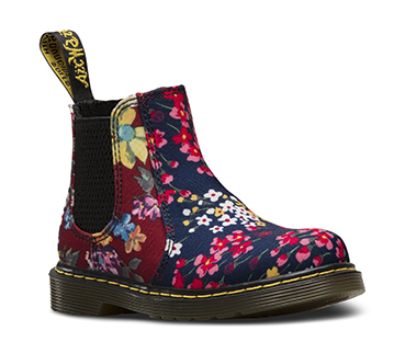 Junior Banzai Floral Clash Boot