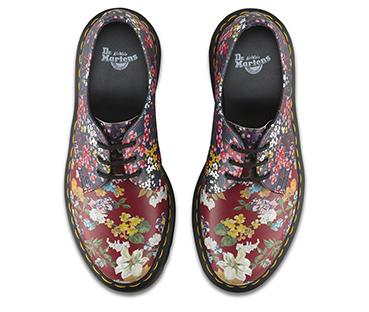 1461 Floral Clash Shoe