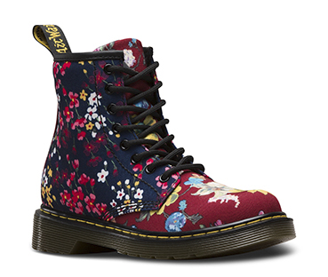 Junior Delaney Floral Clash Boot