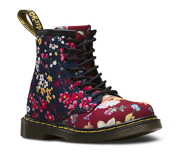 Toddler Brooklee Floral Clash Boot