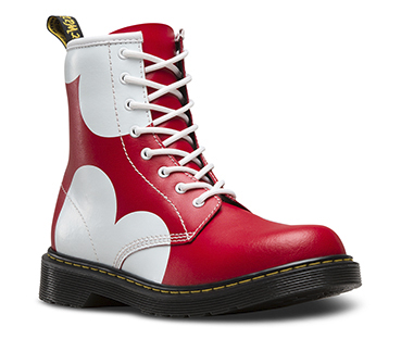 Youth Delaney Heart Boot