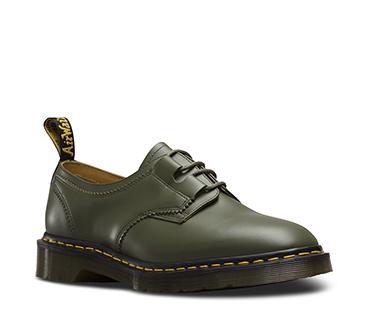 Khaki Smooth Engineered Garments Shoe
