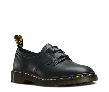Navy Smooth Engineered Garments Shoee