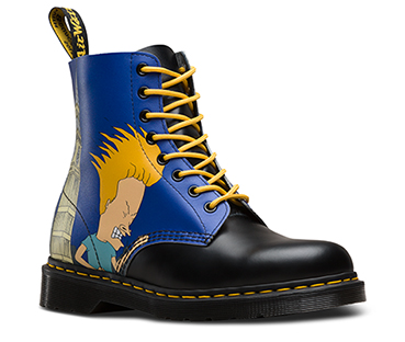 Beavis and Butt-Head Blue Boot