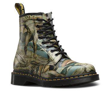 William Blake 1460 Boot