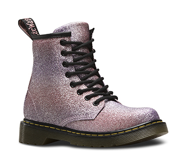 Pascal Metallic Boot
