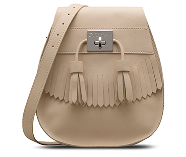 Tassled Saddle Bag SAND AB021270