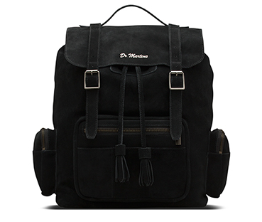Big Slouch Backpack BLACK AB025003