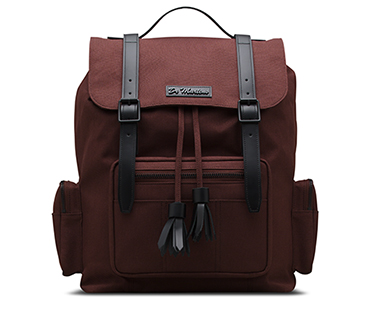 Big Slouch Backpack OLD OXBLOOD AB025604