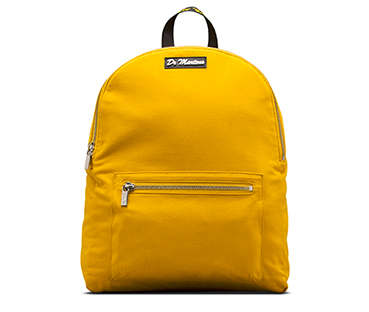Fabric Backpack YELLOW AB033700
