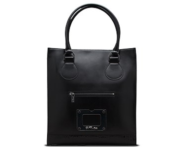 Lux Tote Bag BLACK AB041001