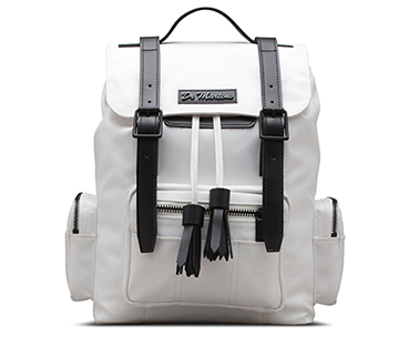 Medium Slouch Backpack WHITE AB046100