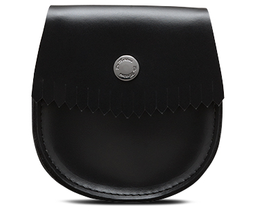 Lux Fringe Coin Holder BLACK AC471001