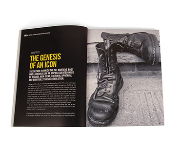 Dr Martens Rebellious Book  AC511001
