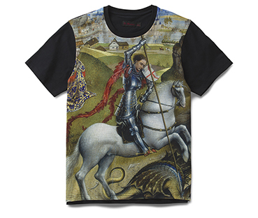 George and the Dragon T-Shirt