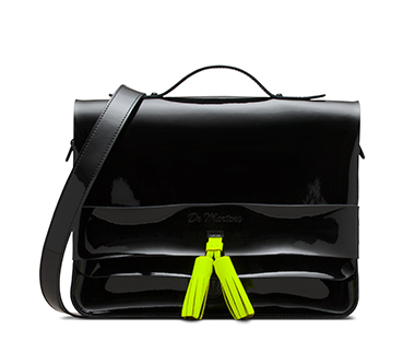 BLACK+NEON YELLOW