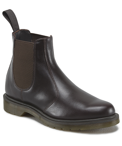CHELSEA BOOT  DARK BROWN 10297202