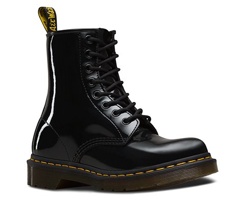 Womens 1460 patent 1460 boots the official us dr martens store mightylinksfo