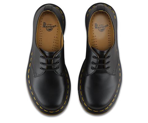 women 39 s 1461 smooth 1461 3 eye shoes official dr martens store. Black Bedroom Furniture Sets. Home Design Ideas