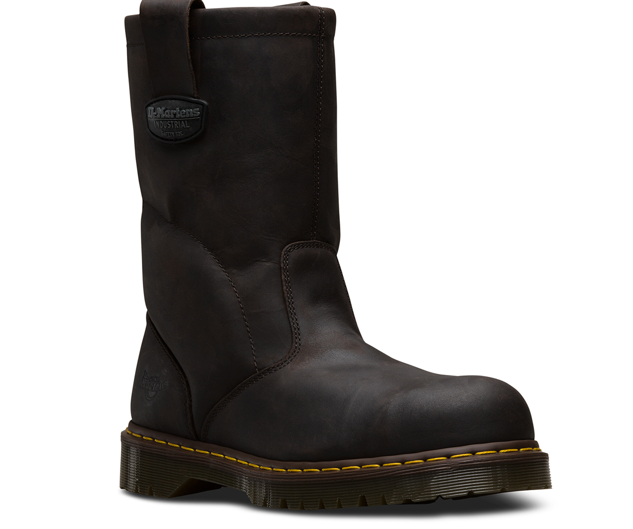 Extra Wide Work Boots | Official Dr. Martens Store