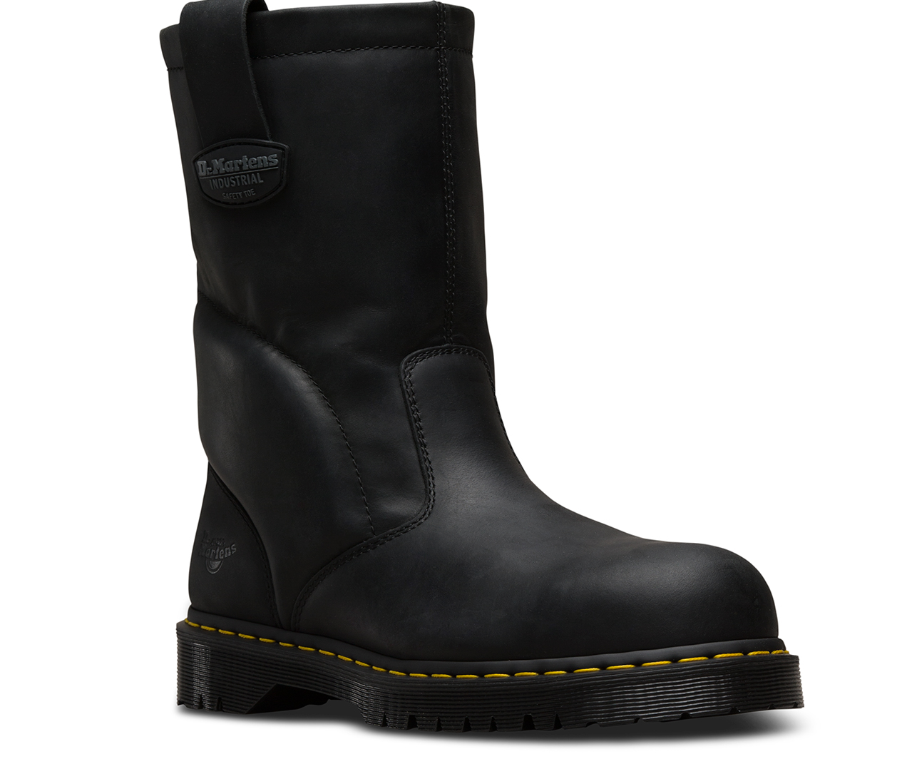 Extra Wide Industrial Boots | Official Dr. Martens Store