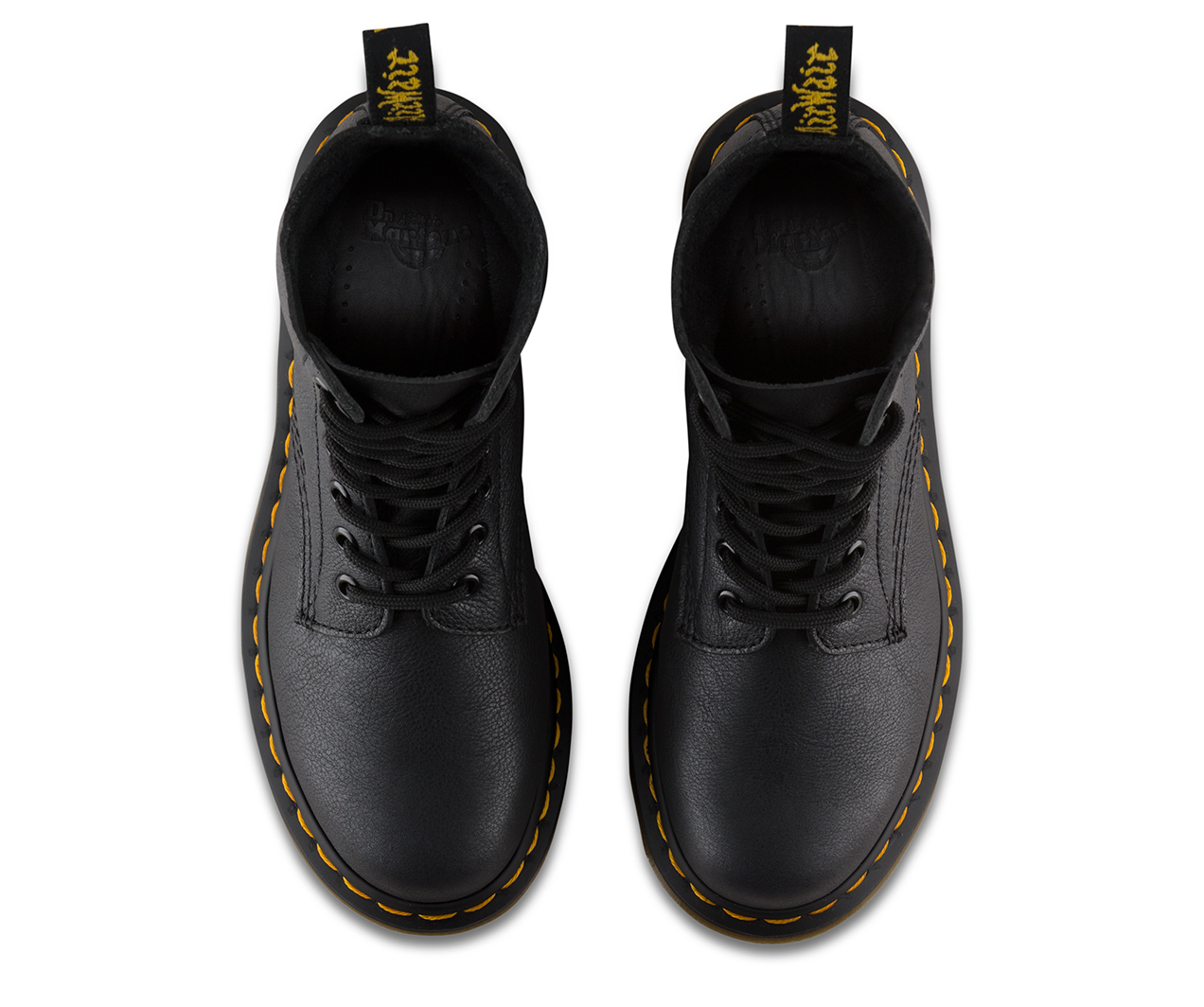 1460 Pascal Virginia Womens Dr Martens Official Site Lbw Korean Coarse Leather Strap Wedges Shoes Pink
