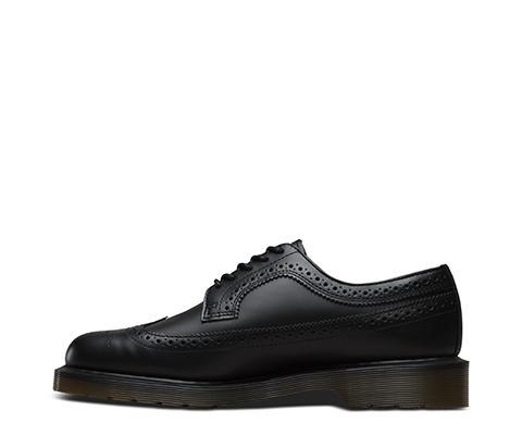 Dr. Dr. Martens 3989, Zapatillas Para Hombre, Black (black Smooth 22210001), 42 Eu Martre 3989, Chaussures Pour Hommes, Noir (noir Lisse 22210001), 42 Eu