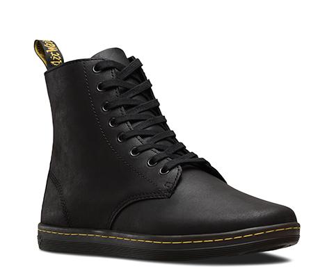 Brown Dr Marten Shoes Men