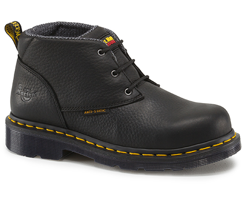WOMEN'S IZZY STEEL TOE | Work Boots & Shoes | Official Dr. Martens ...