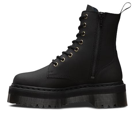 7d62eb6c976 ... Dr Martens Jadon Flatform Boots JADON BLACK 15265003 ...
