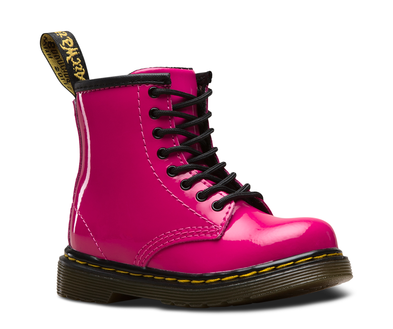 toddler brooklee patent - HOT PINK - 15373670