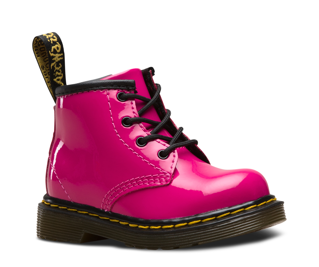 infant brooklee b patent - HOT PINK - 15933670
