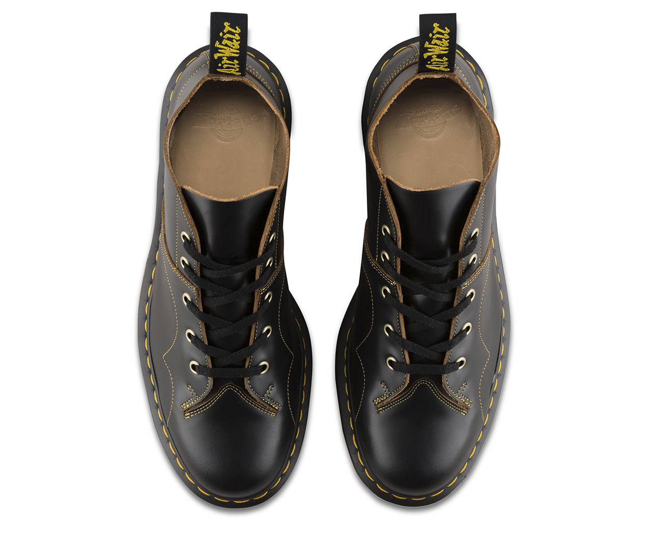 Church Vintage Smooth Aw18 Dr Martens Official Site Cut Engineer Shoes Safety Boots Iron Suede Leather Soft Brown