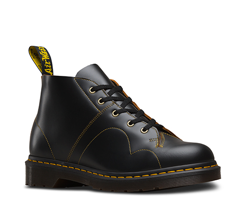 CHURCH VINTAGE SMOOTH | Men's Boots & Shoes | Official Dr. Martens ...
