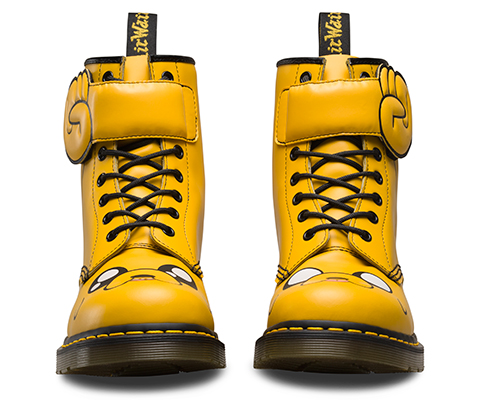 JAKE BOOT YELLOW 16683700