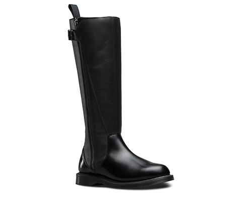 dr martens long boots