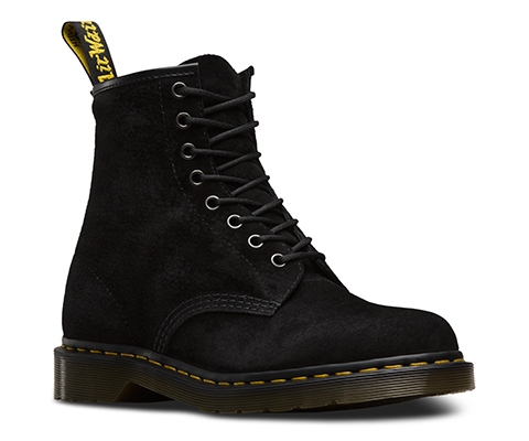 1460 soft buck men 39 s boots official dr martens store. Black Bedroom Furniture Sets. Home Design Ideas