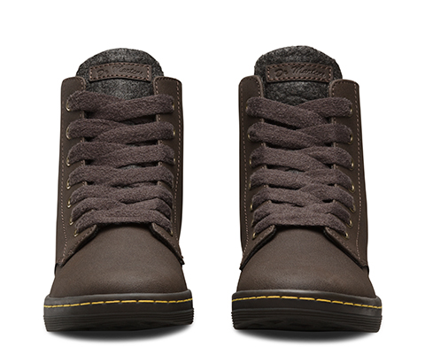 LEYTON DARK BROWN+DARK GREY 21517201